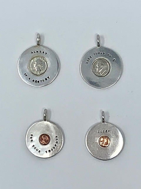 Image of Pennies From Heaven Charms (ltd edition)
