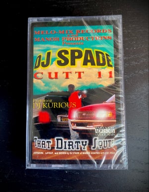 """Image of Dj Spade-""""Cutt 11 That dirty south"""""""