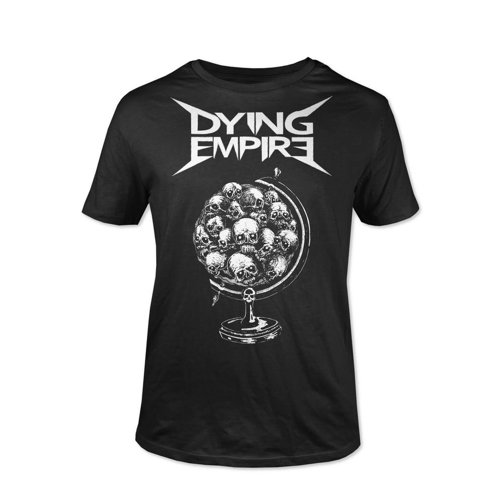 "Image of Shirt ""Earth"" Black"