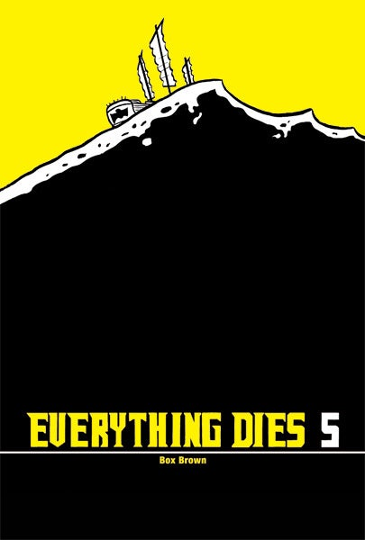 Image of Everything Dies No. 5 by Box Brown