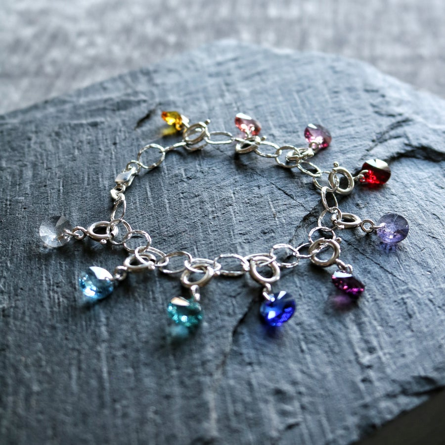 Image of SOUK JEWELS CHARM BRACELET