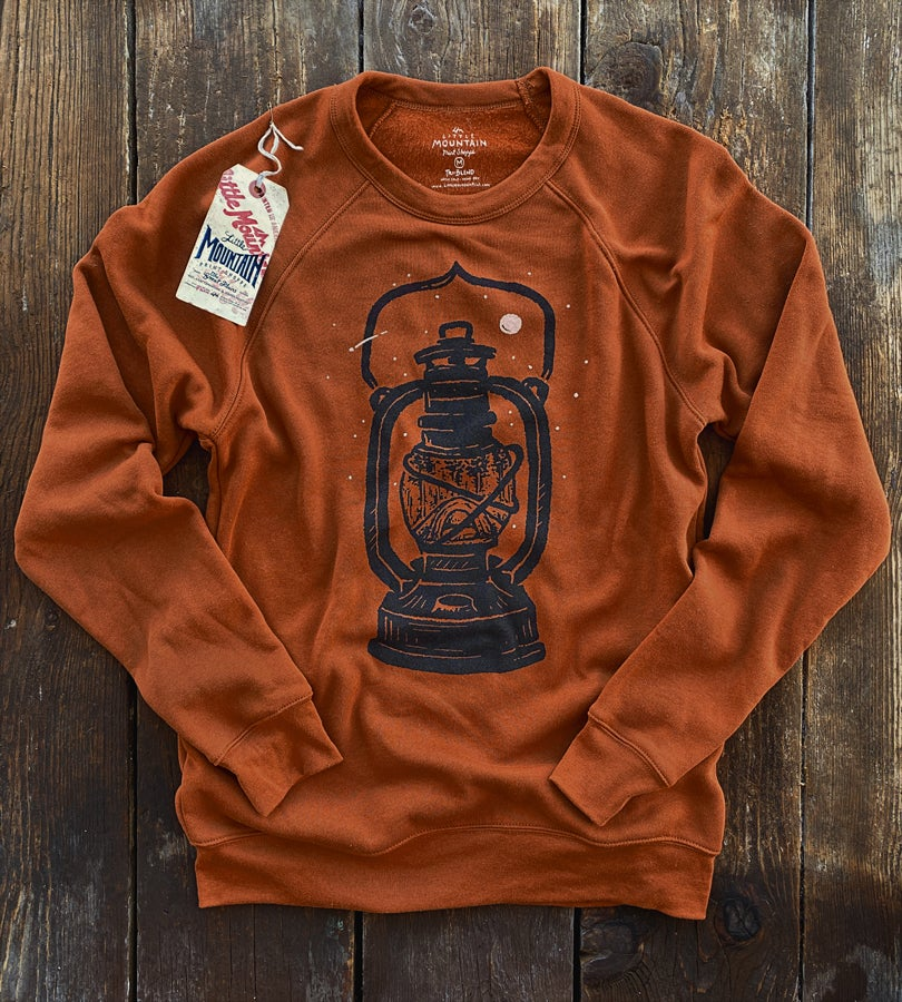 Image of Kerosene Campsite Sweater | Autumn