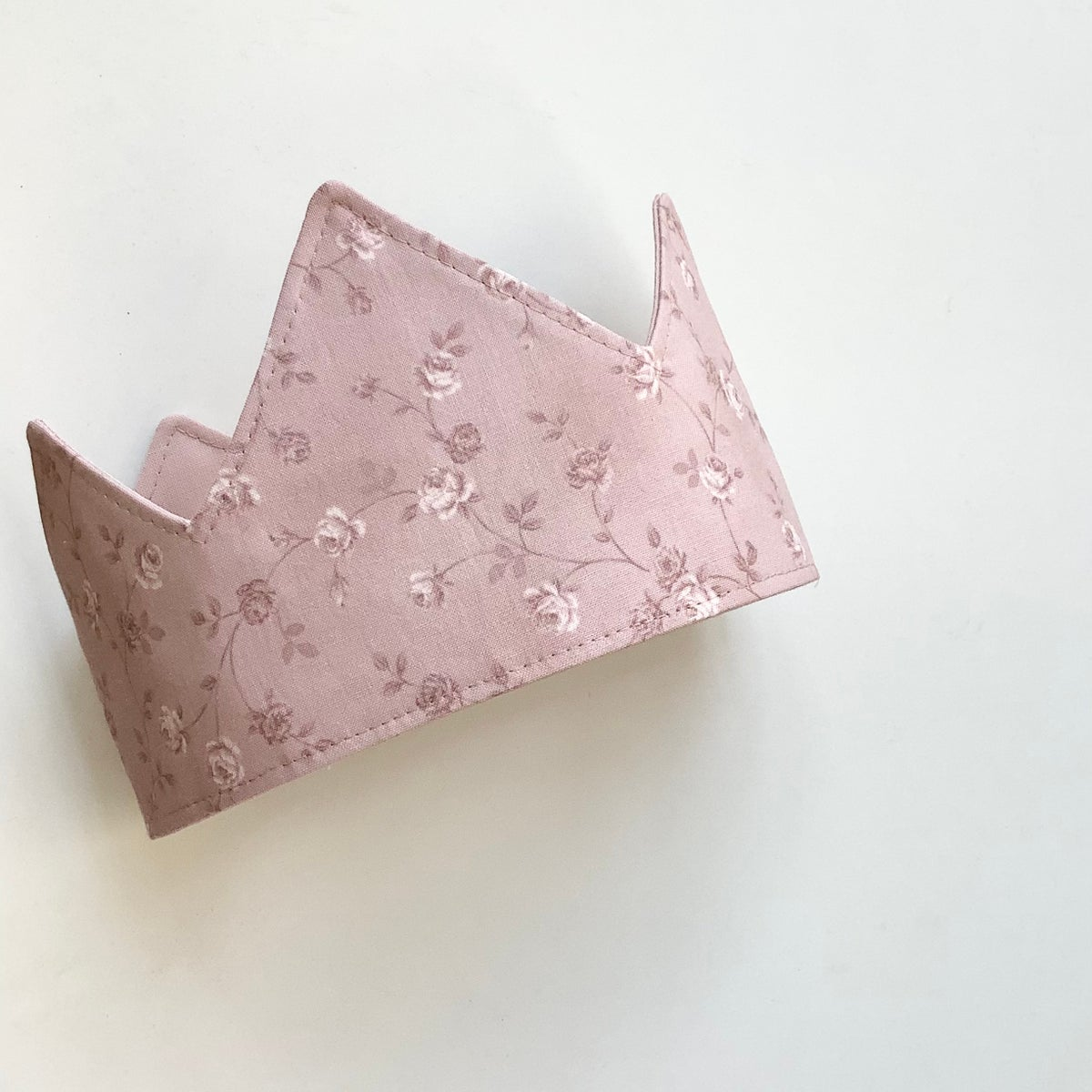 Pink Glover crown