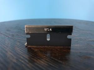 Image of Burlington Recording Edit Blades Set (5 Pk) for Reel To Reel and Audio Cassette Tape
