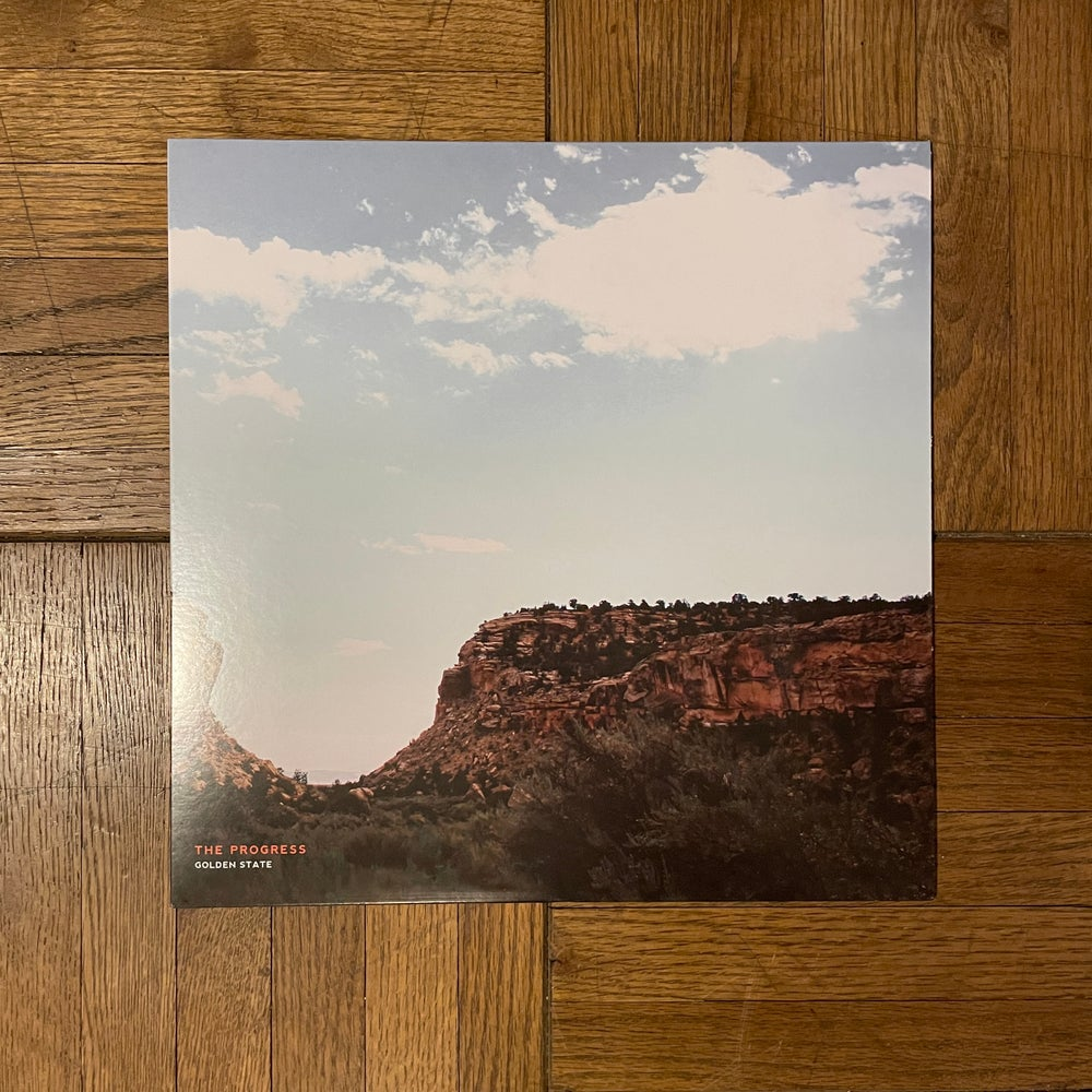 Image of STORM014 - The Progress - Golden State EP LP