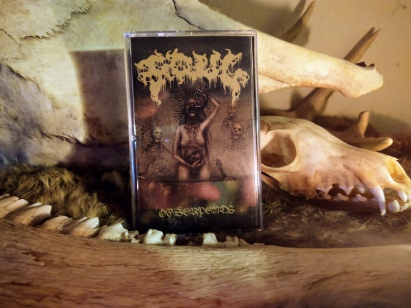 Image of Foul- Of Serpents tape