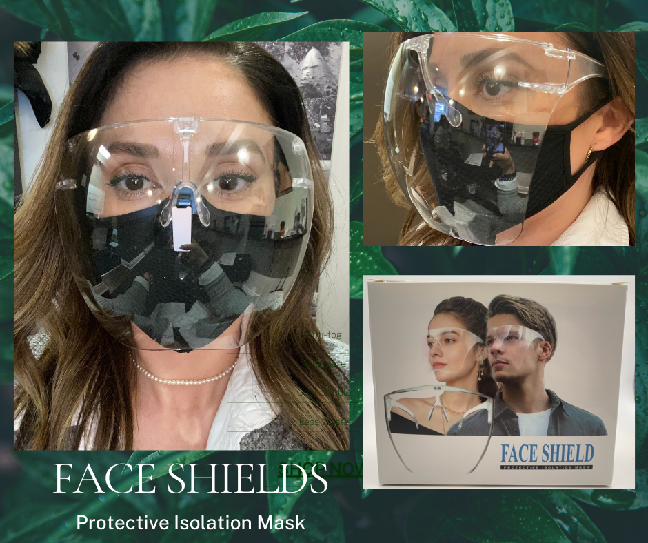 Image of SOLD OUT --- Face Shield - Adult Size