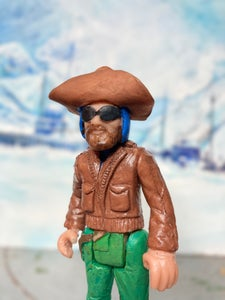 Image of *PREORDER* Big Hat Macready - The Thing Resin Action Figure Series