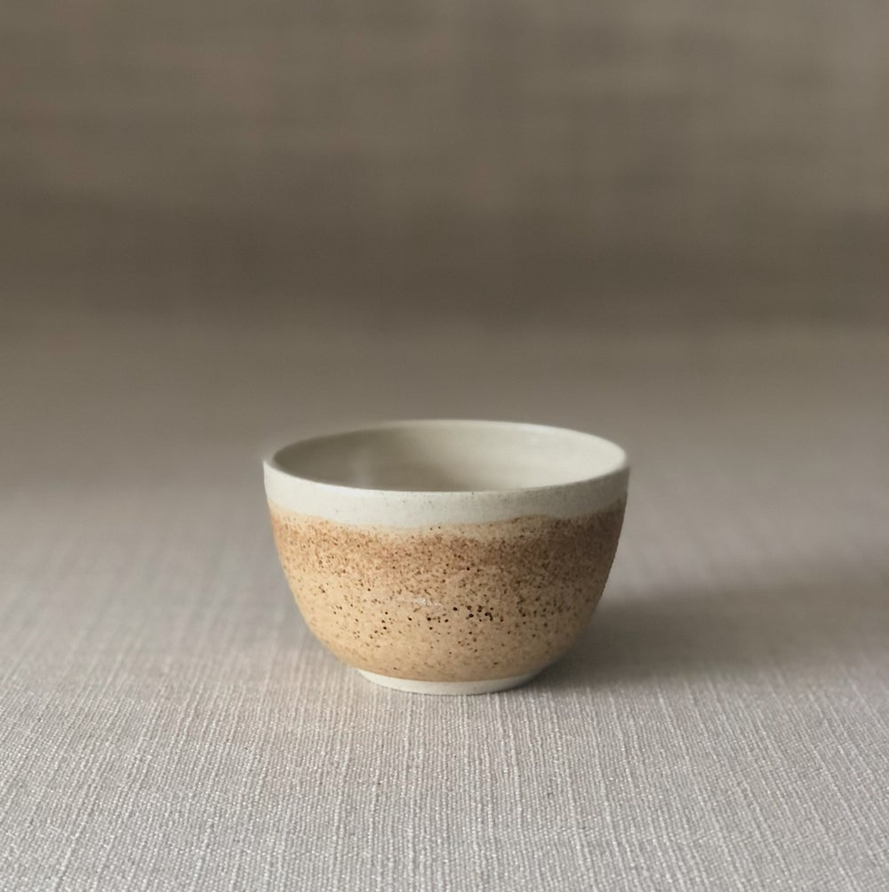 Image of EARTHY ORANGE SMALL BOWL