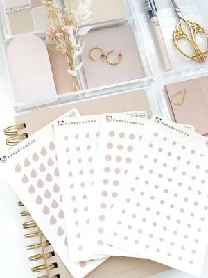 Image of Back To Basics Transparent Shape Collections