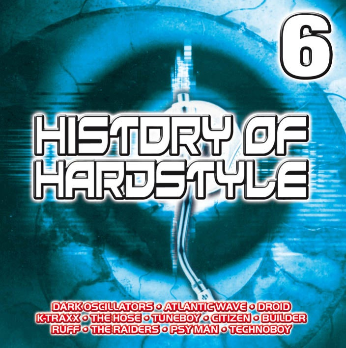 ATL 362-2 // HISTORY OF HARDSTYLE 6 (CD COMPILATION)