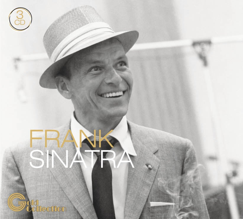 MMB 1029-2 // FRANK SINATRA - GOLD COLLECTION (3 CD)