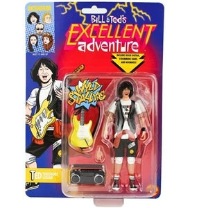 Image of Bill & Ted's Excellent Adventure Ted Theodore Logan III 5-Inch Action Figure