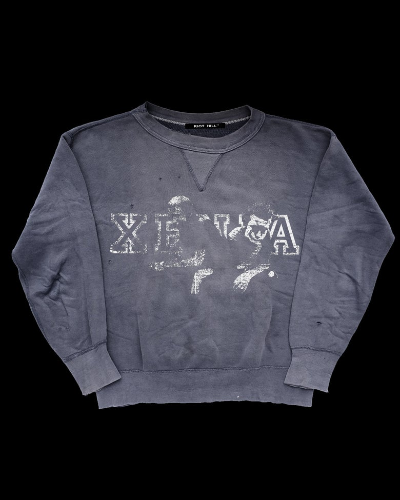 Image of XENIA CREWNECK SWEATSHIRT