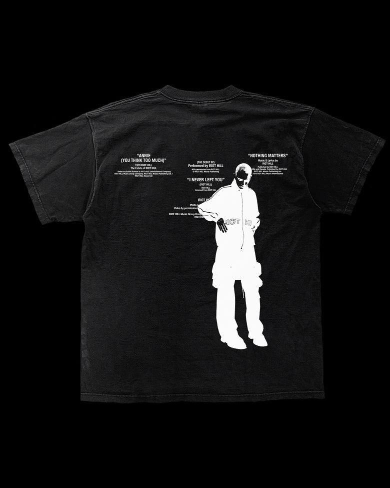Image of BLACK MIXTAPE T-SHIRT