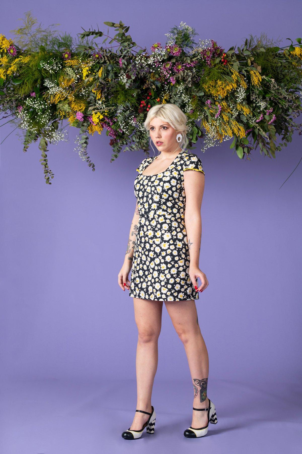 Image of Vestido Betty Friedan
