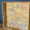 Sunny Swirls - Square 5x5 Valet Tray
