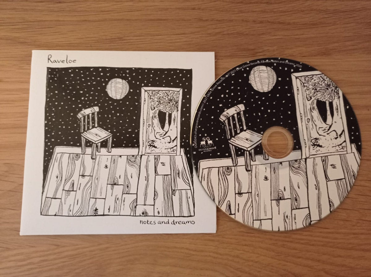 Raveloe - Notes & Dreams EP: Limited Edition CD