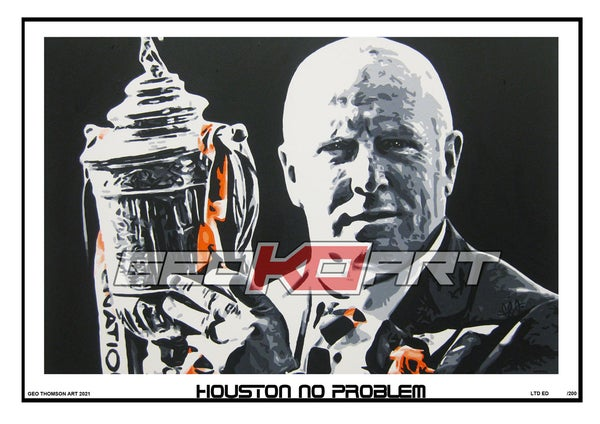 Image of PETER HOUSTON DUNDEE UNITED