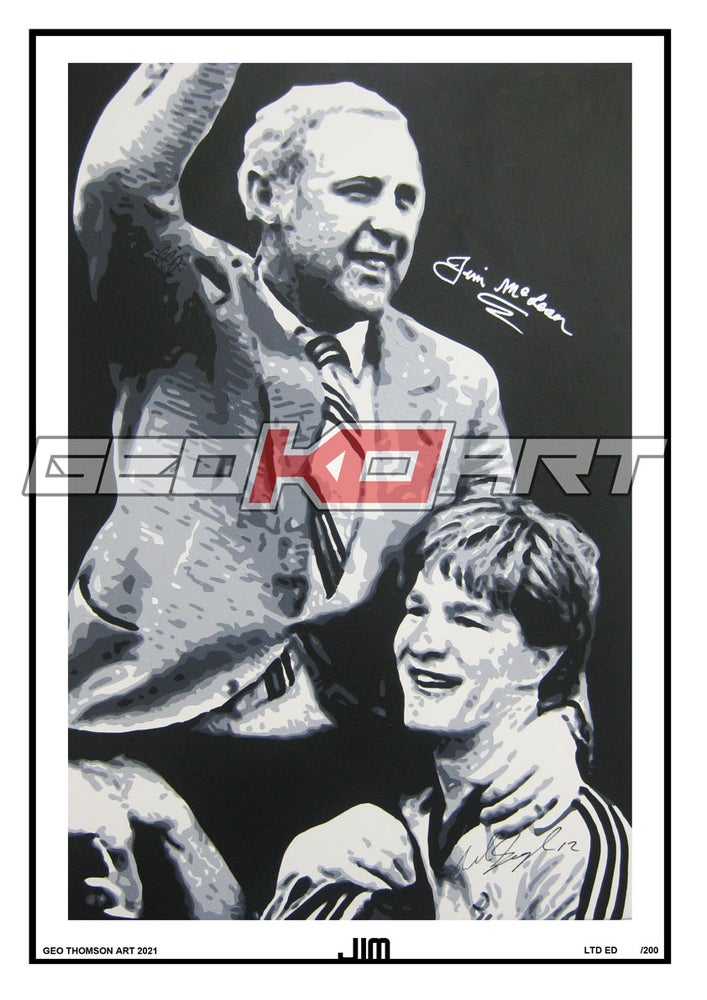 Image of JIM MCLEAN DUNDEE UNITED