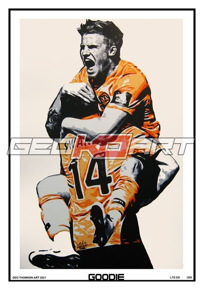 Image of DAVID GOODWILLIE DUNDEE UNITED