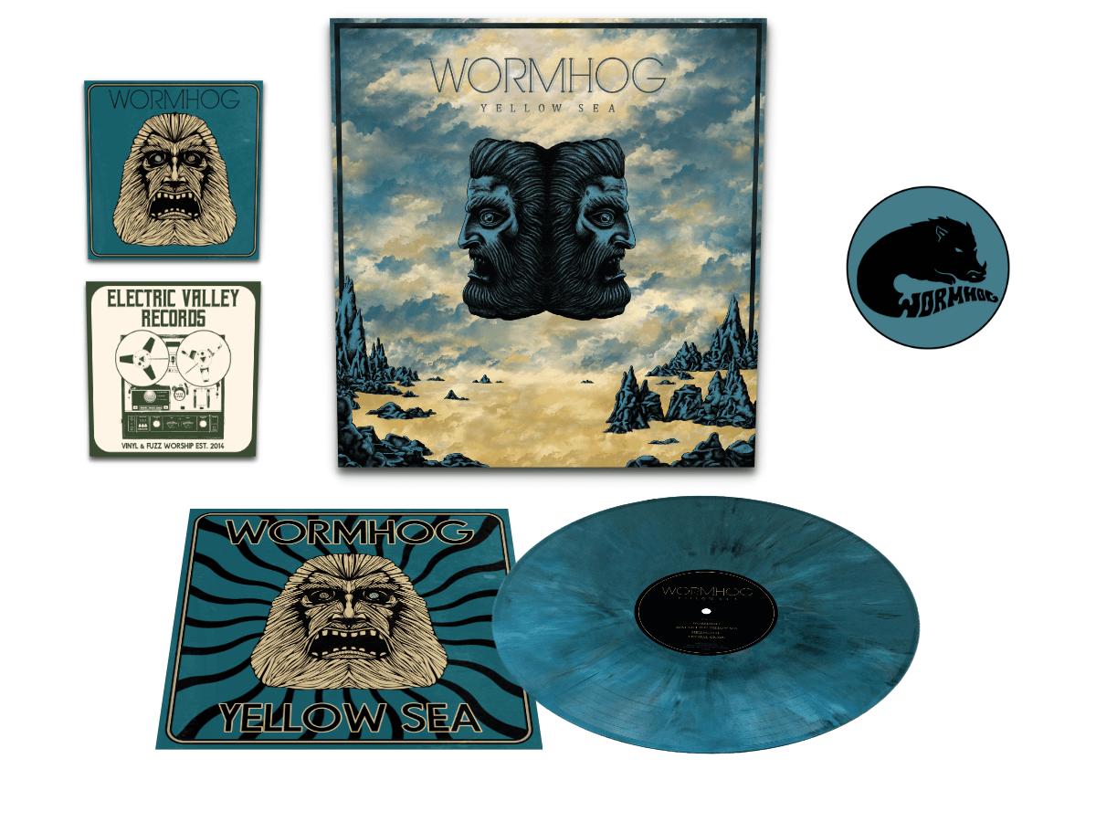 "Image of Wormhog - Yellow Sea Ultra LTD ""Sea Edition"""