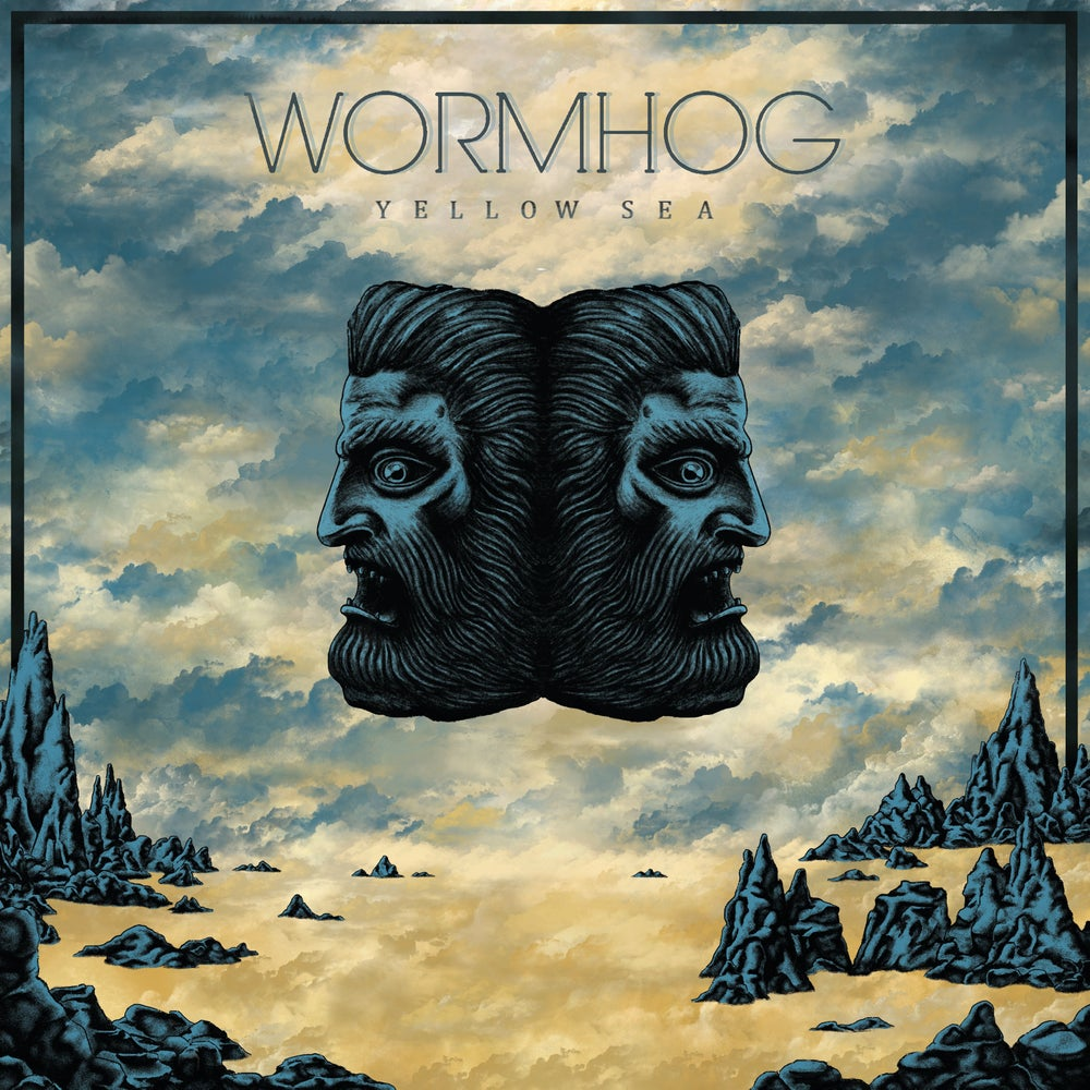 Image of Wormhog - Yellow Sea - LTD Transparent Yellow Vinyl