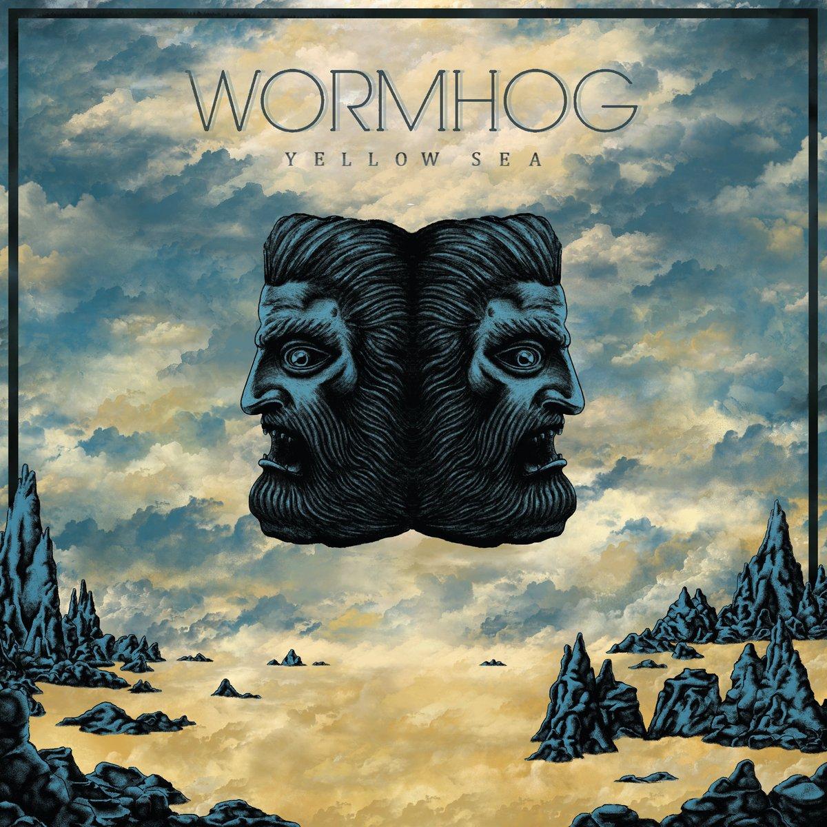 Image of Wormhog - Yellow Sea - LTD Transparent Yellow Vinyl