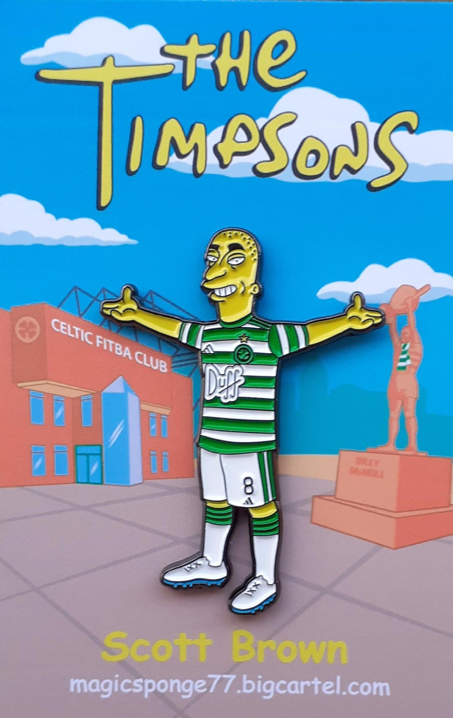 Image of Scott Brown The Timpsons