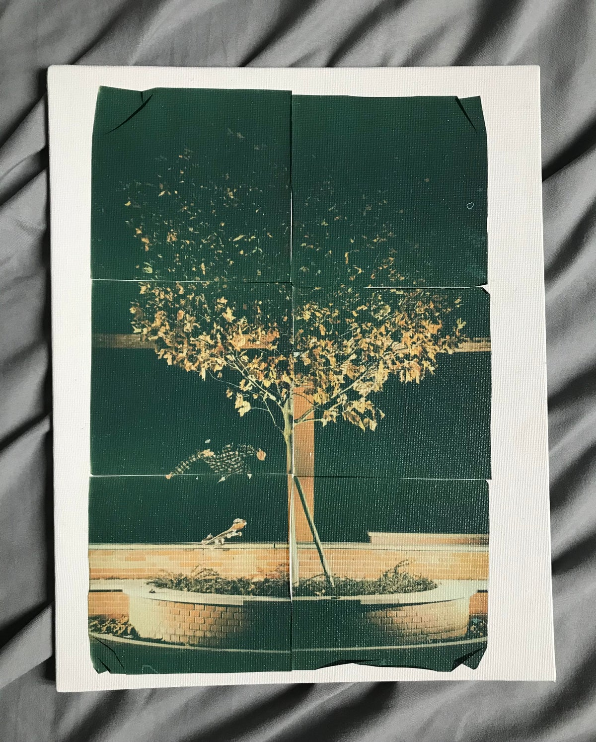 Image of Collage di polaroid Impossible (2) di Beatrice Sugliani