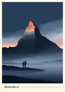 Image of Matterhorn Artprint
