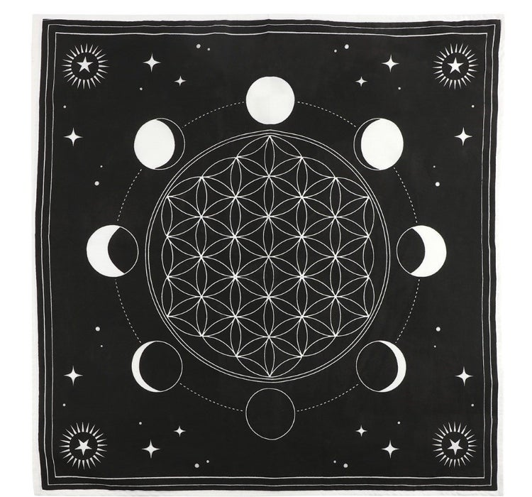Image of Moon Altar Cloth