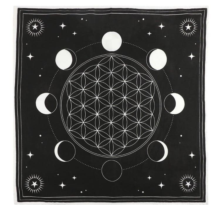 Image of Moon Altar Cloth