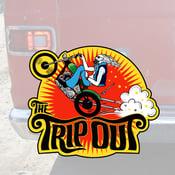 Image of Wheelie Sticker