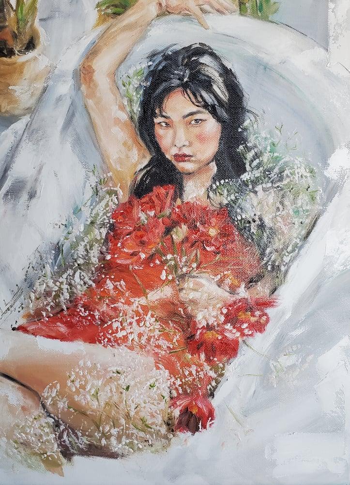 Image of Flower Girl