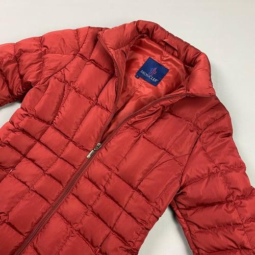 Image of Women's Moncler down jacket, size uk 8 - 10