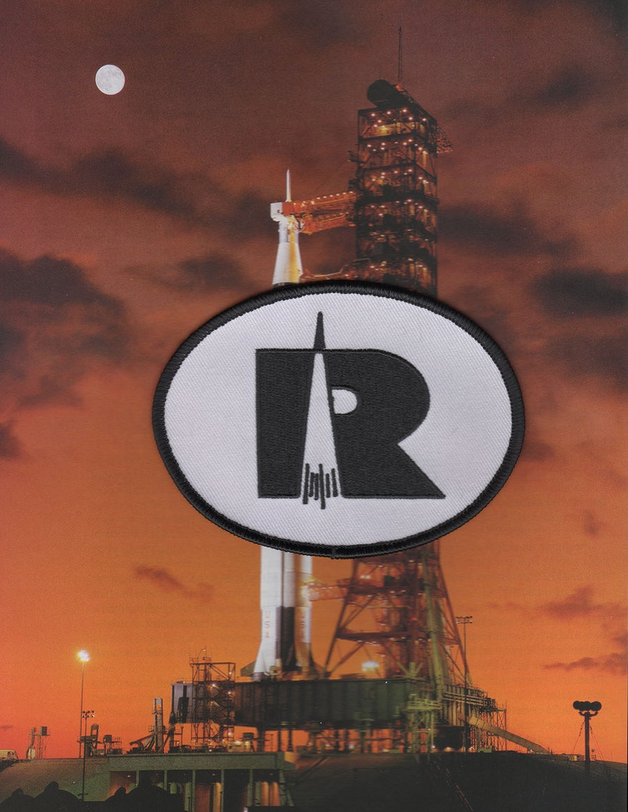 Image of Rocketdyne Patch