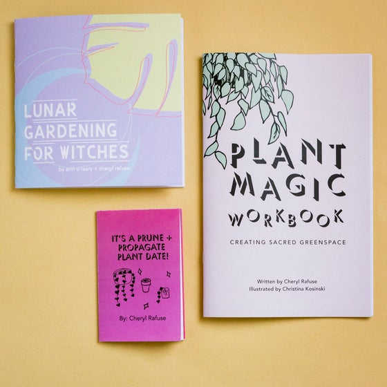 Image of Plant Magic zine pack