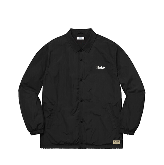 Image of Coach Jacket (OG BLACK)