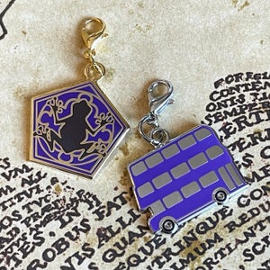 Image of Emergency Bus Charm