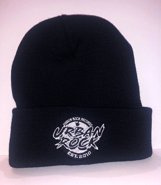 Image of Urban Rock Patch Logo Beanie