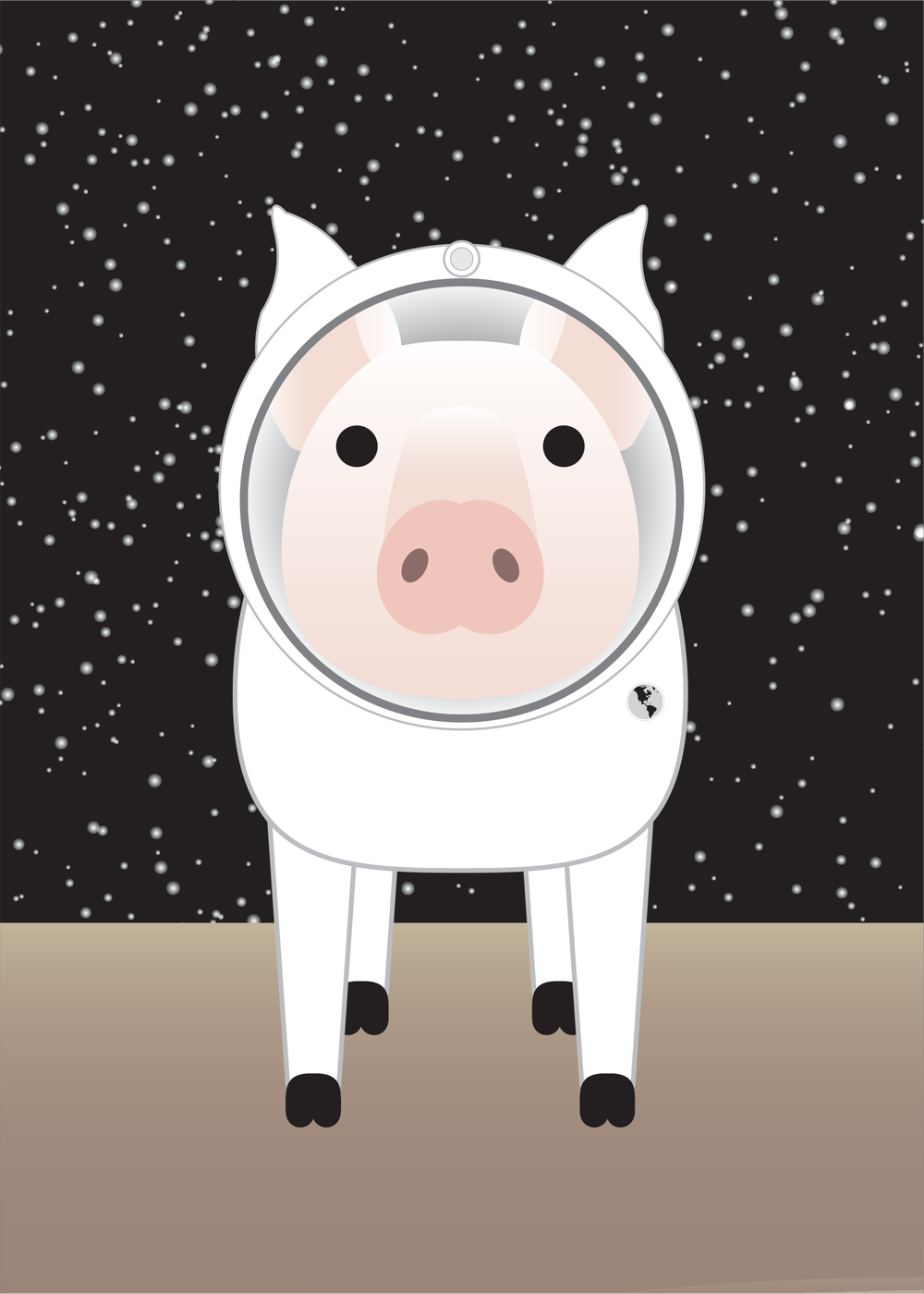Space Animals Collection