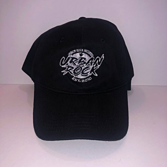 Image of Urban Rock Patch Logo Dad Hats