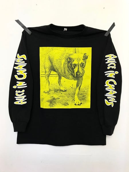 Image of YL/S/M/XXXL - SUNSHINE / BLACK