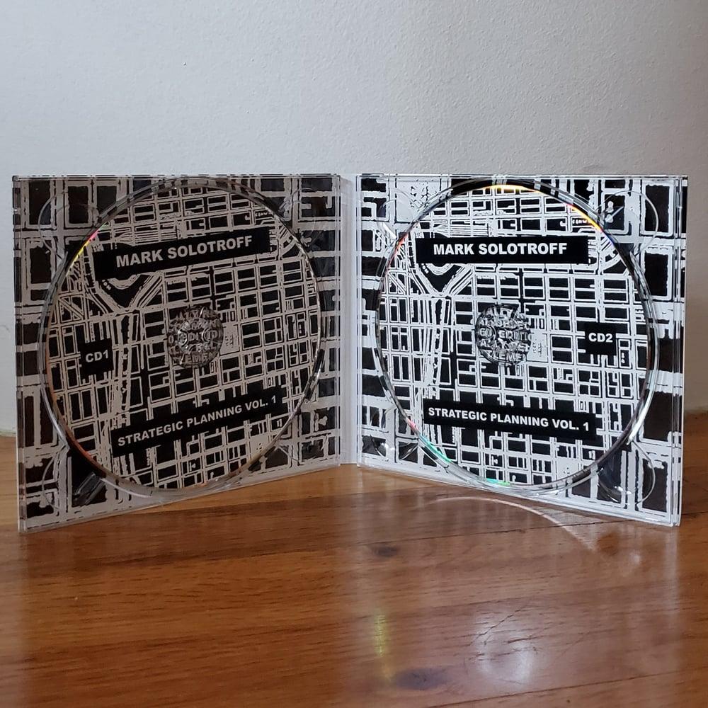 "Mark Solotroff ""Strategic Planning Vol. 1"" 2CD"