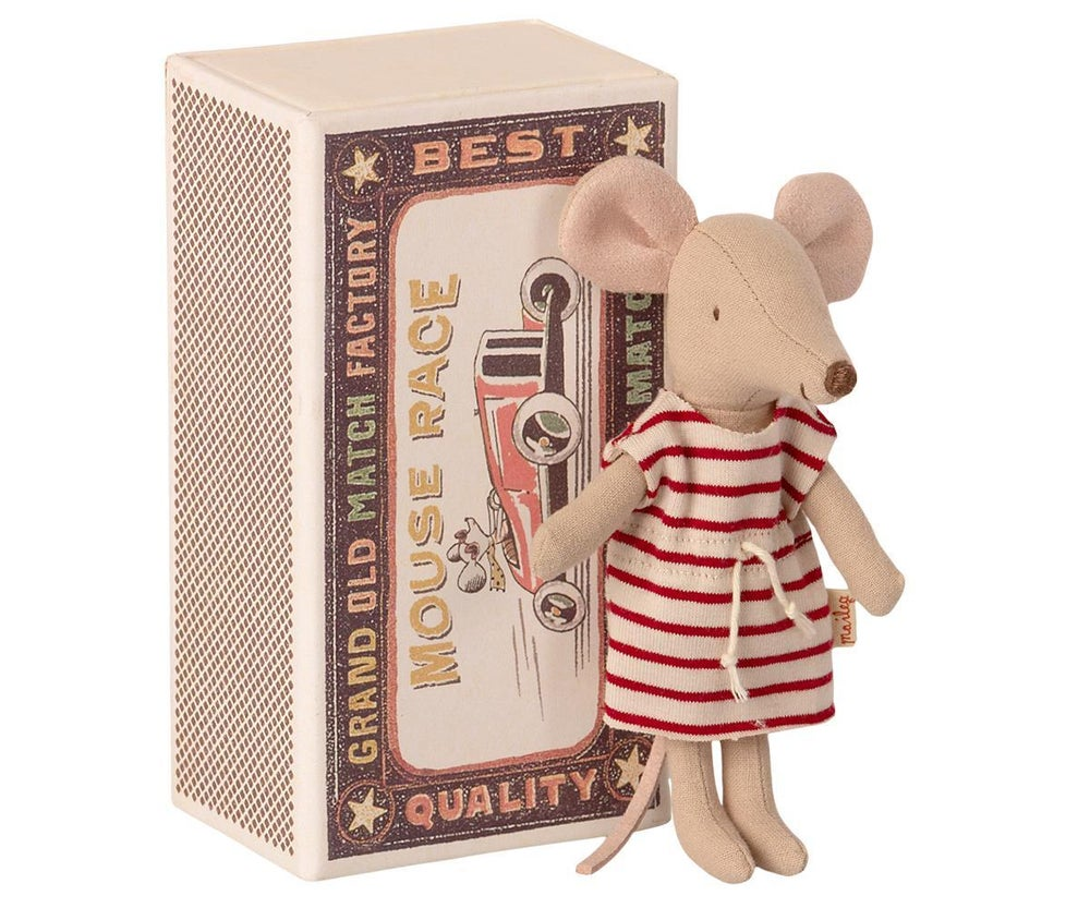 Image of Maileg - Big Sister Mouse in Box