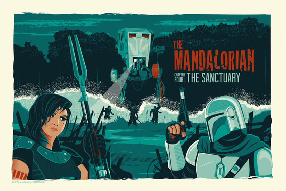 Image of Mandalorian Chapter 4