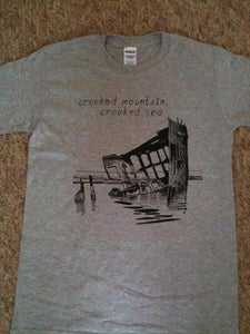 Image of T-shirt Grey