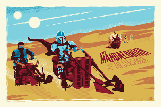 Image of Mandalorian Chapter 5