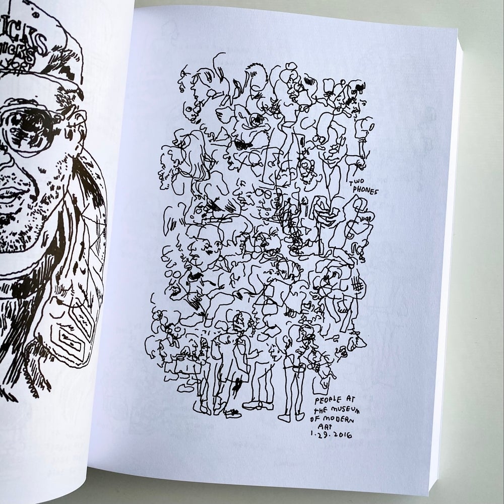 Image of Every Person in New York (Vol. 2) by Jason Polan